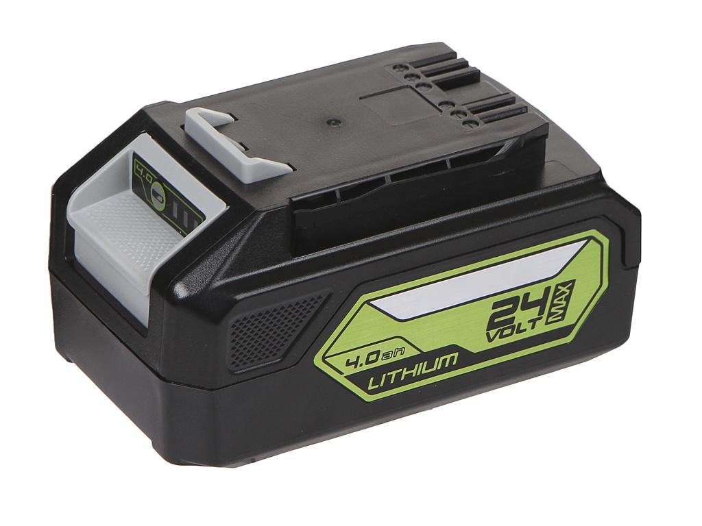 Аккумулятор Greenworks G24B4 24V 4Ah 2926807 недорого