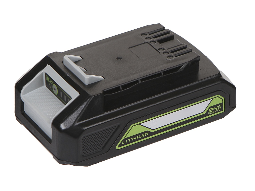 Аккумулятор Greenworks G24B2 24V 2Ah 2926707