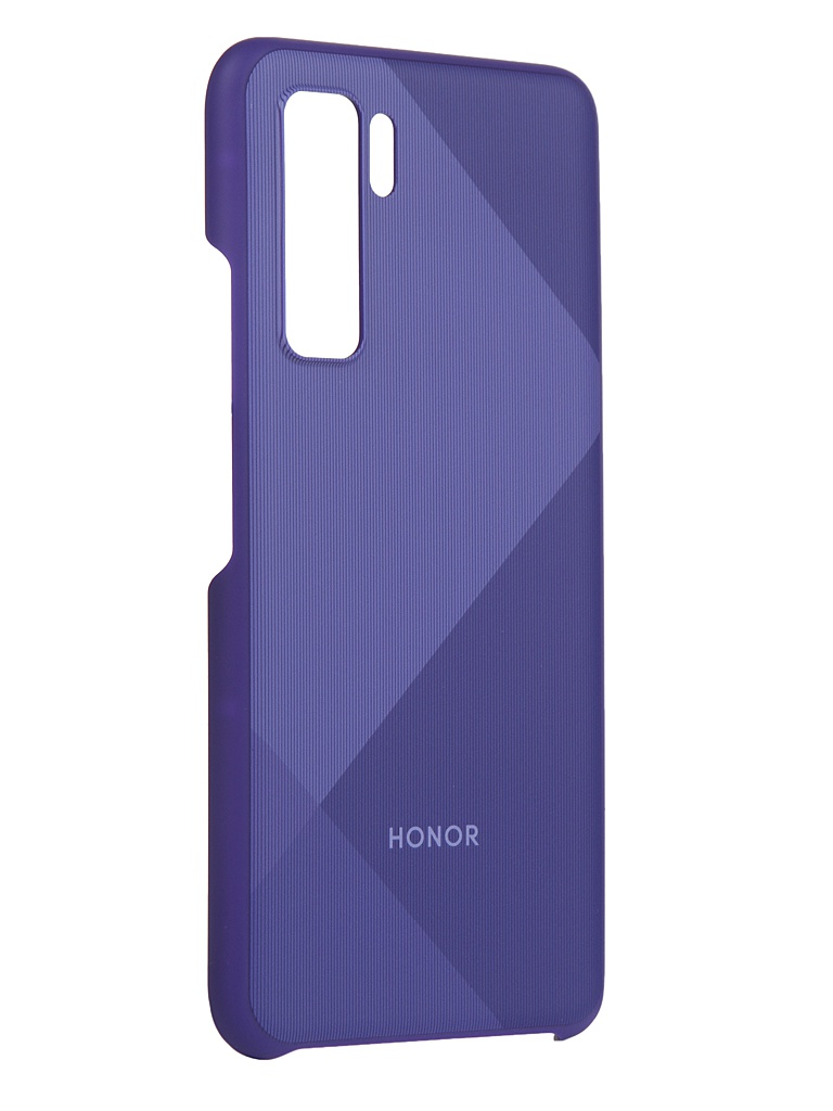 Чехол для Honor 30S PC Case Purple 51994035