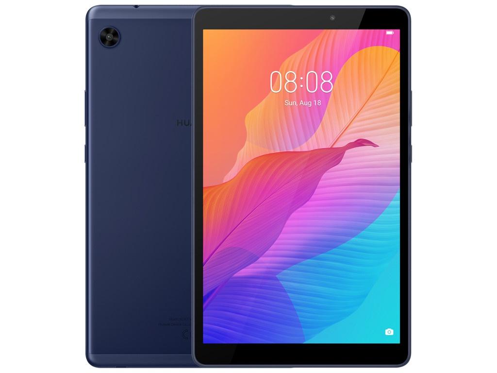 Планшет Huawei MatePad T8 8.0 16Gb Deep Blue 53011ADW (MediaTek MTK8768 1.5 GHz/2048Mb/16Gb/GPS/Wi-Fi/Bluetooth/Cam/8.0/1280x800/Android)