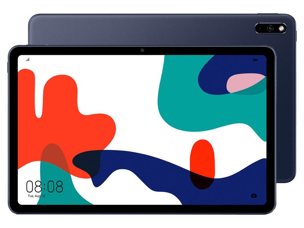 Планшет Huawei MatePad 10.4 WiFi 64Gb BAH3-W09 Midnight Grey 53011CAP (HiSilicon Kirin 810 1.88 GHz/4096Mb/64Gb/GPS/Wi-Fi/Bluetooth/Cam/10.4/2000x1200/Android)