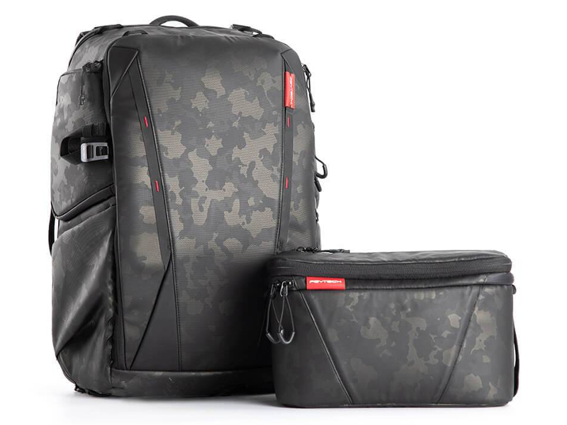 Pgytech OneMo Backpack 25L + Shoulder Bag Olivine Camo P-CB-021