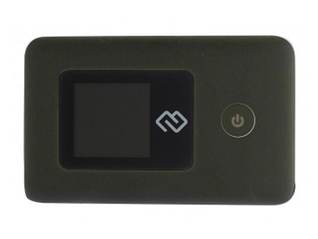 Роутер Digma Mobile Wi-Fi 3G/4G Black DMW1969