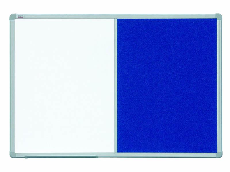 Доска магнитно-маркерная 2x3 Office 90x120cm TCASC129