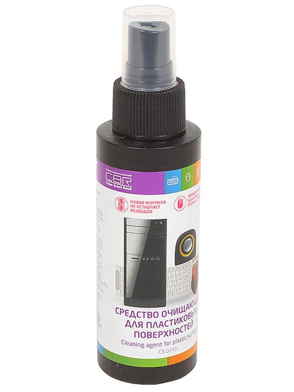 Средство очищающее для пластиковых поверхностей CBR CS 0045 100ml 1467093