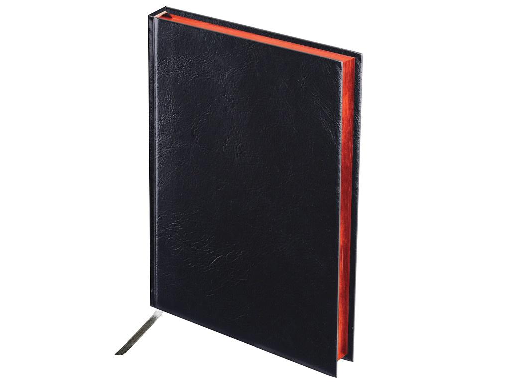 Ежедневник Brauberg Black Jack А5 160 листов 123844