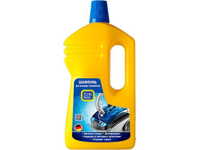 Шампунь для моющих пылесосов Top House 1L 391602