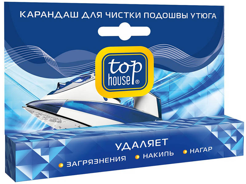 Карандаш для чистки утюга Top House 393217