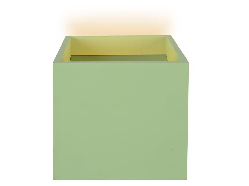 Светильник ILedex Dice ZD8086L-6W Green