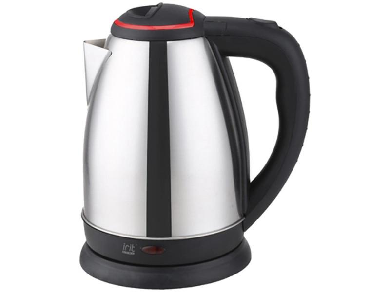 Чайник Irit IR-1352 1.8L Black-Red чайник irit ir 1336 2l