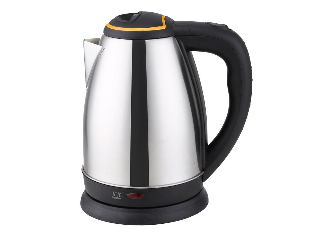 цена на Чайник Irit IR-1350 Black-Orange