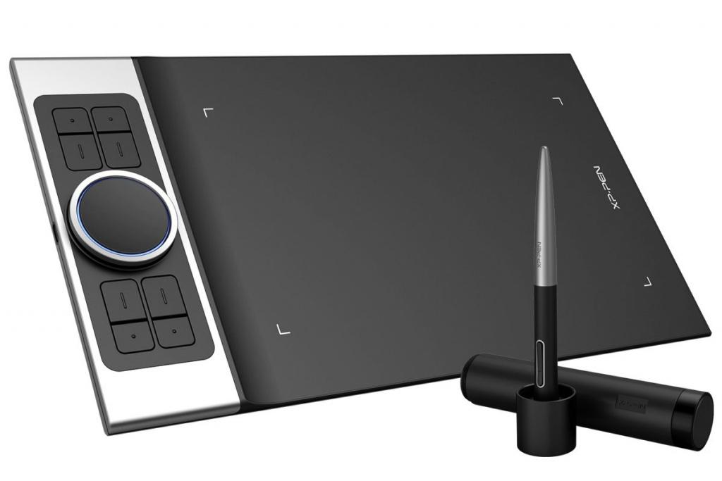 Графический планшет XP-PEN Deco Pro Medium Выгодный набор + серт. 200Р!!!