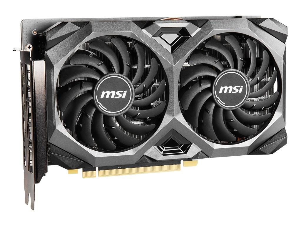 Видеокарта MSI Radeon RX 5500 XT 1647Mhz PCI-E 4.0 4096Mb 14000Mhz 128 bit HDMI 3xDP HDCP Mech 4G OC Выгодный набор + серт. 200Р!!!