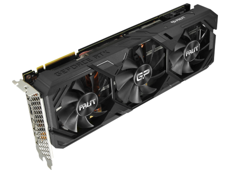 Видеокарта Palit GeForce RTX 2070 Super GP Premium 1605Mhz PCI-E 3.0 8192Mb 14000Mhz 256 bit DVI HDMI 3xDP NE6207SS19P2-180T Выгодный набор + серт. 200Р!!!