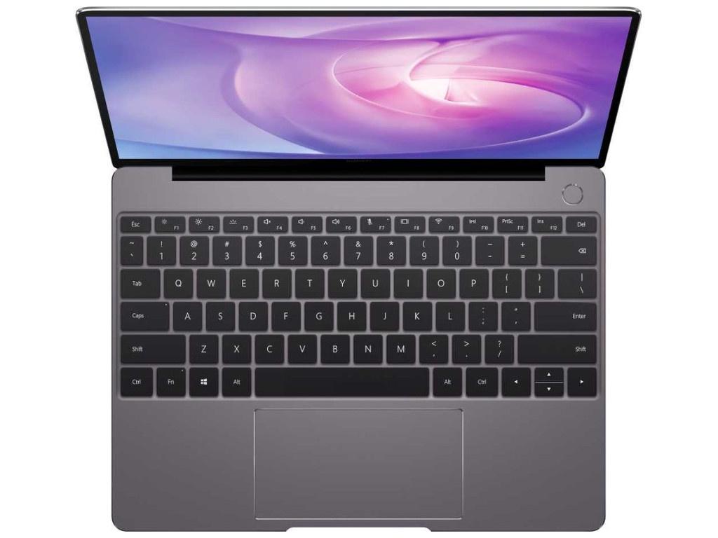 Ноутбук Huawei MateBook 13 HN-W19R (AMD Ryzen 5 3500U 2.1GHz/16384Mb/512Gb SSD/AMD Radeon Vega 8/Wi-Fi/Bluetooth/Cam/13/2160x1440/Windows 10 64-bit)