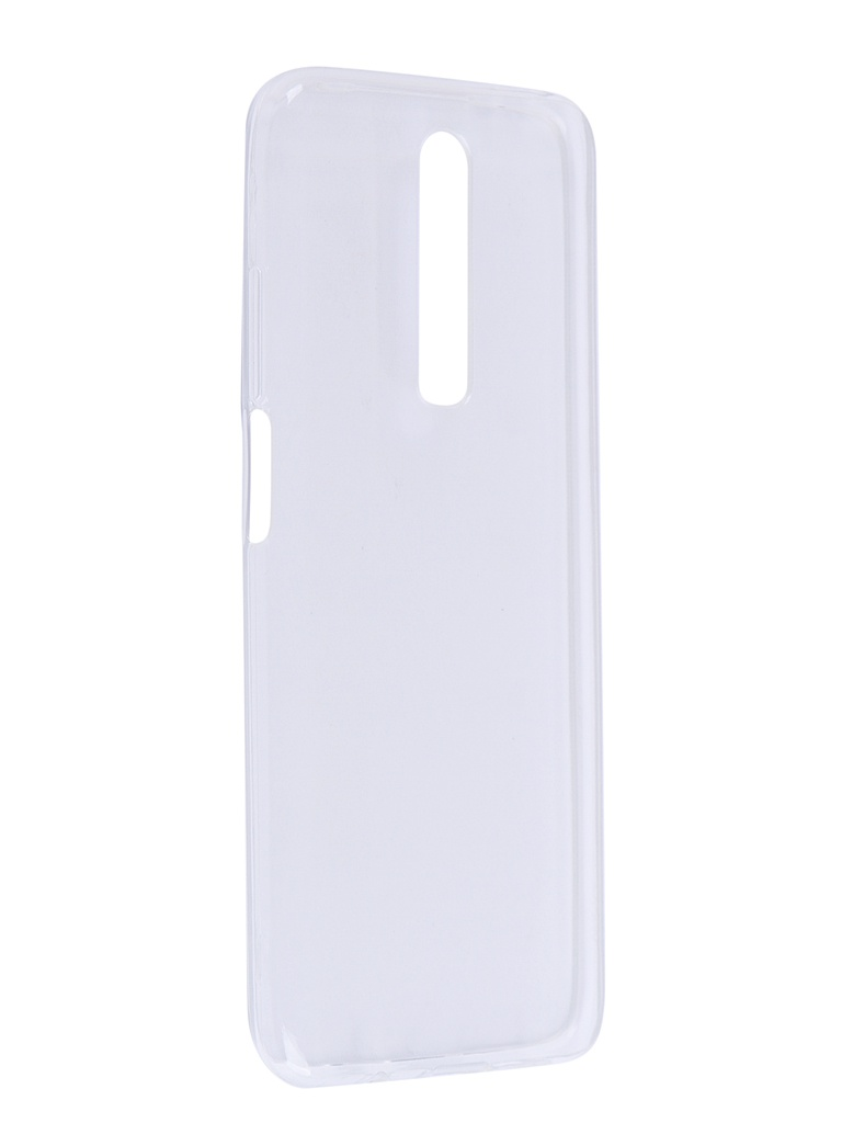 Чехол Liberty Project для Xiaomi Redmi K30 Silicone TPU Transparent 0L-00048761