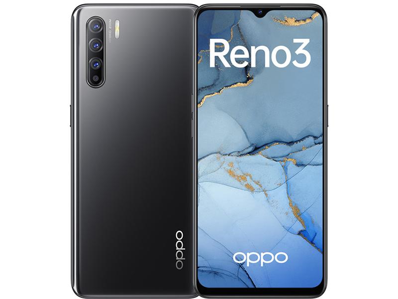 Сотовый телефон OPPO Reno 3 Black