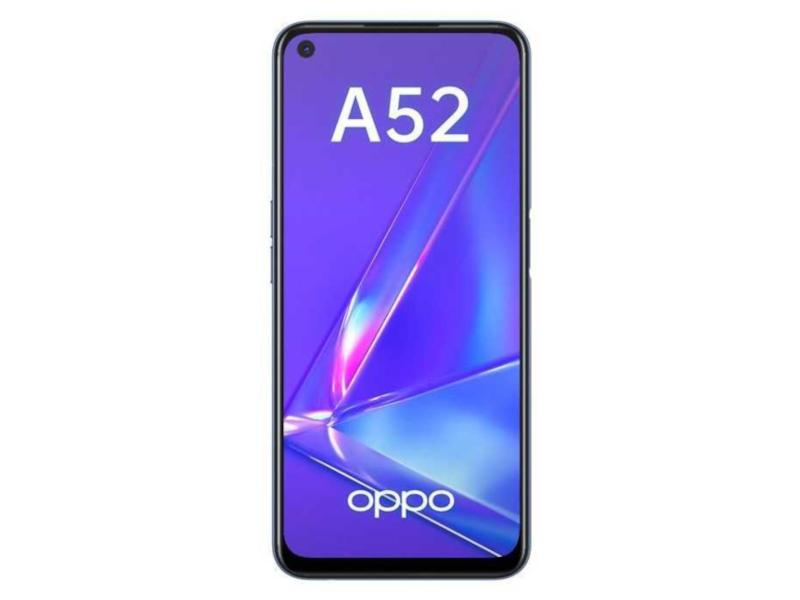 Сотовый телефон OPPO A52 4/64Gb Black сотовый