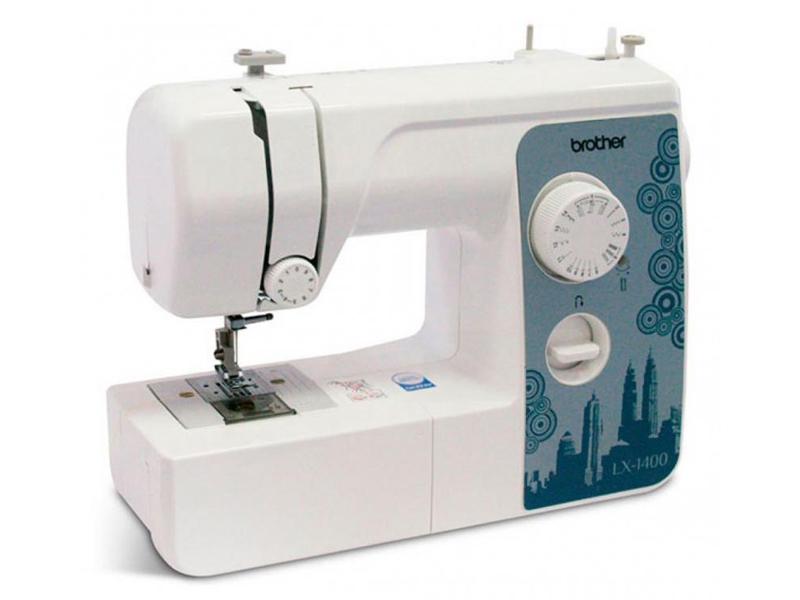 Фото - Швейная машинка Brother LX-1400S швейная машинка brother hanami 27s
