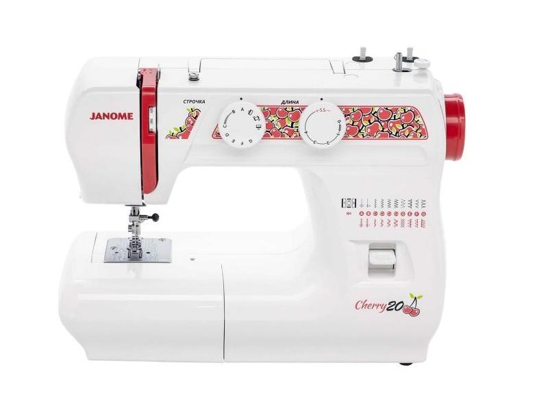 Швейная машинка Janome Cherry 20