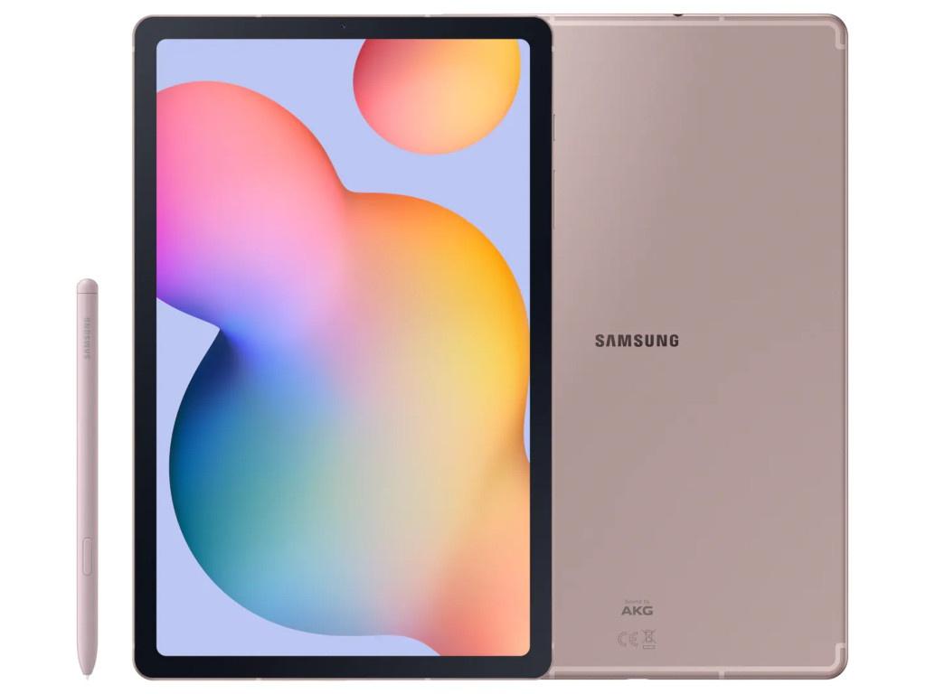 Фото - Планшет Samsung Galaxy Tab S6 Lite 10.4 LTE SM-P615 - 128Gb Pink SM-P615NZIESER (Exynos 9611 2.3 GHz/4096Mb/128Gb/GPS/LTE/3G/Wi-Fi/Bluetooth/Cam/10.4/2000x1200/Android) планшет huawei matepad pro 10 8 lte 128gb mrx al09 grey 53010yuy hisilicon kirin 990 2 86 ghz 6144mb 128gb gps lte 3g wi fi bluetooth cam 10 8 2560x1600 android