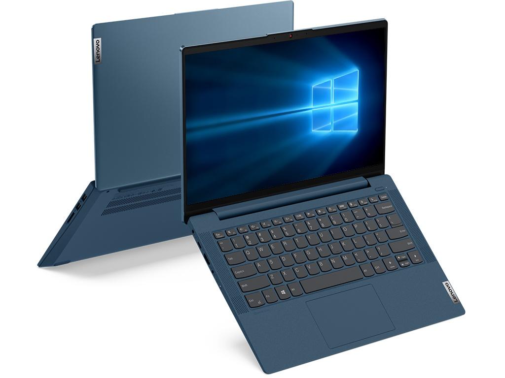 Ноутбук Lenovo IdeaPad 5 14IIL05 Light Teal 81YH001KRU (Intel Core i3-1005G1 1.2 GHz/8192Mb/256Gb SSD/Intel HD Graphics/Wi-Fi/Bluetooth/Cam/14.0/1920x1080/Windows 10 Home 64-bit)