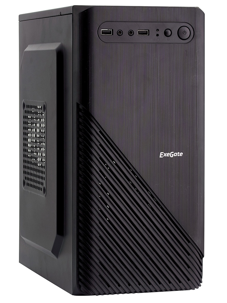 Корпус Minitower ExeGate BAA-103 Black без БП EX277803RUS
