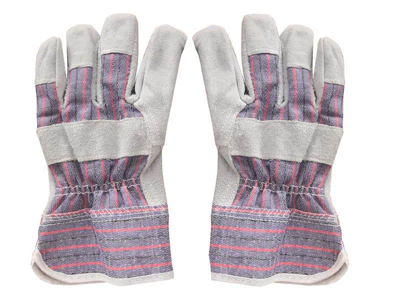 Перчатки спилковые Ресанта П-1 размер XL 71/6/52