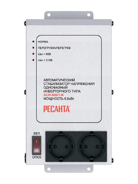 Стабилизатор Ресанта АСН-600/1-И 63/6/36