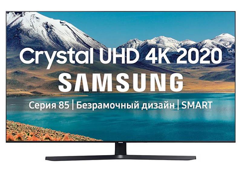 Телевизор Samsung UE55TU8500UXRU Выгодный набор + серт. 200Р!!!