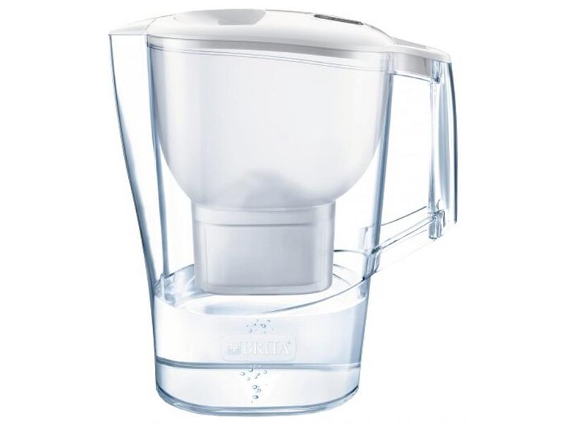 Фильтр для воды Brita Aluna XL MX+ White