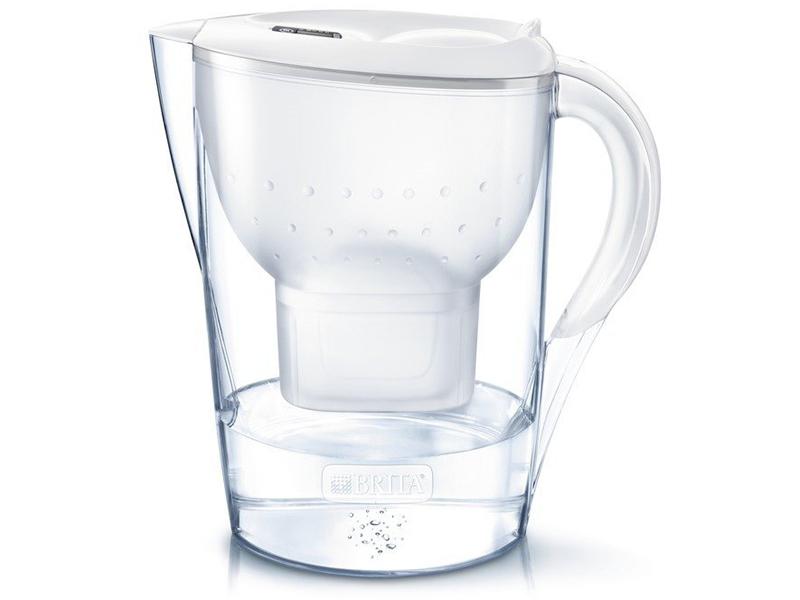 Фильтр для воды Brita Marella XL Memo MX+ White