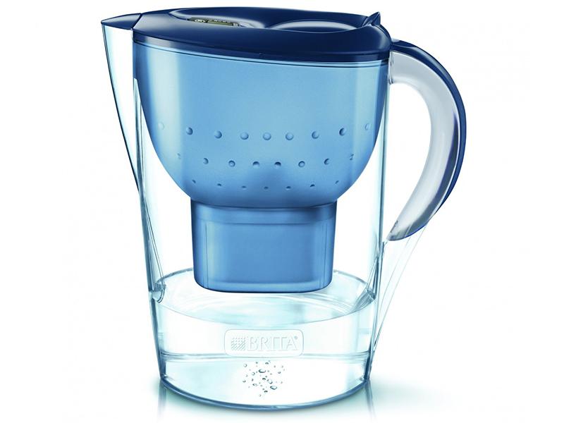 Фильтр для воды Brita Marella XL Memo MX+ Blue