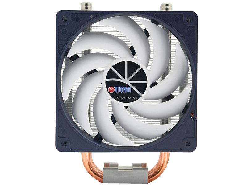 Кулер TITAN Hati TTC-NC15TZ/KU(RB) (Soc-FM1/FM2/FM2+/AM2/AM2+/AM3/AM3+/775/1366/1150/1155/1156)