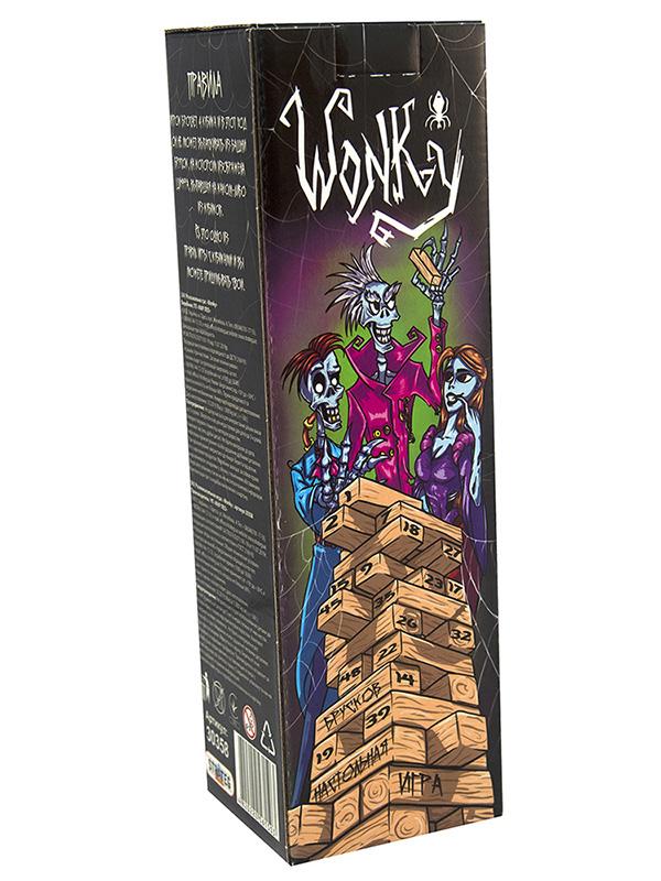 Настольная игра Strateg Wonky 30358