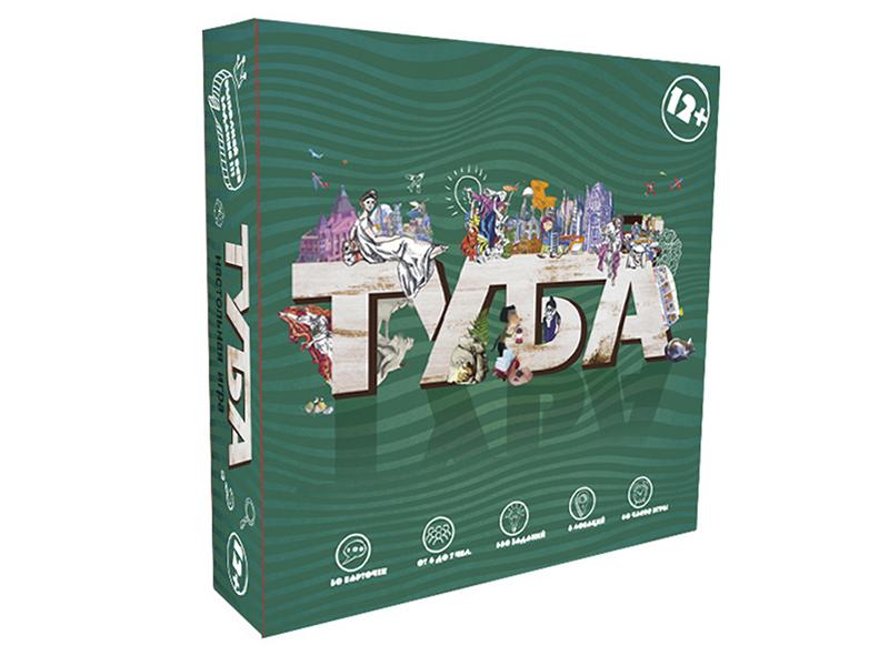Настольная игра Strateg Tuba 30261