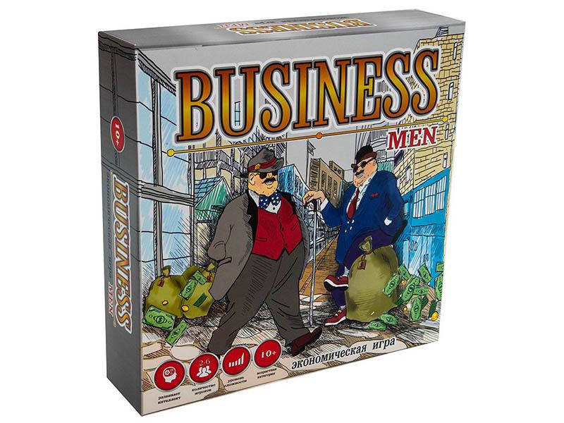 Настольная игра Strateg Business Men 30556