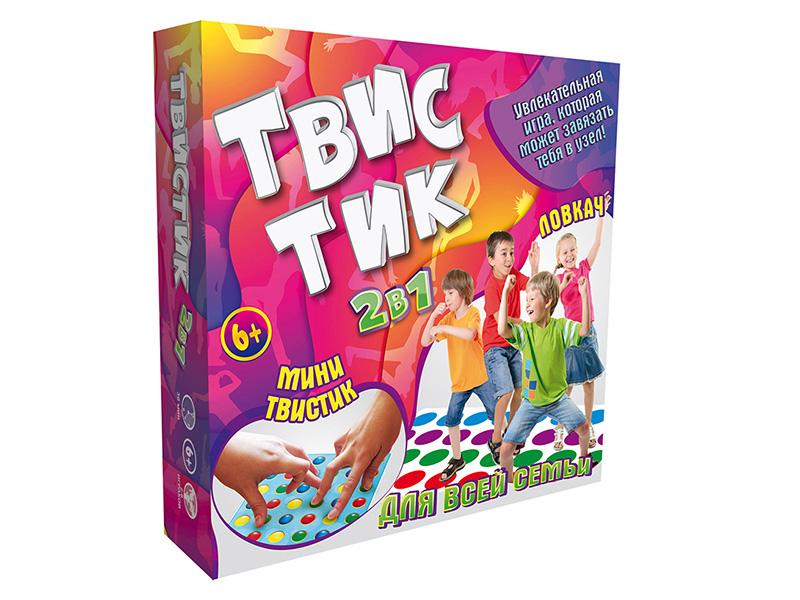Настольная игра Strateg ТвисТик 30500