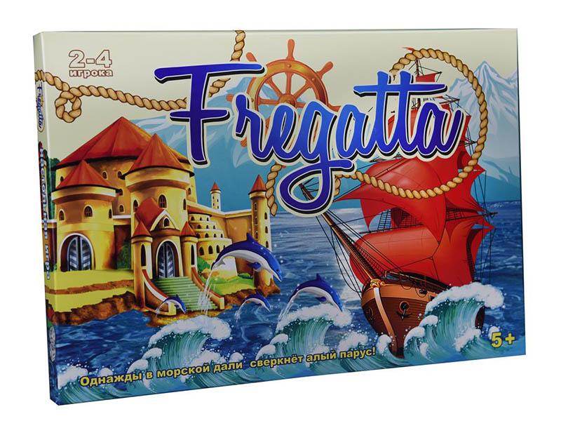 Настольная игра Strateg Fregatta 30552