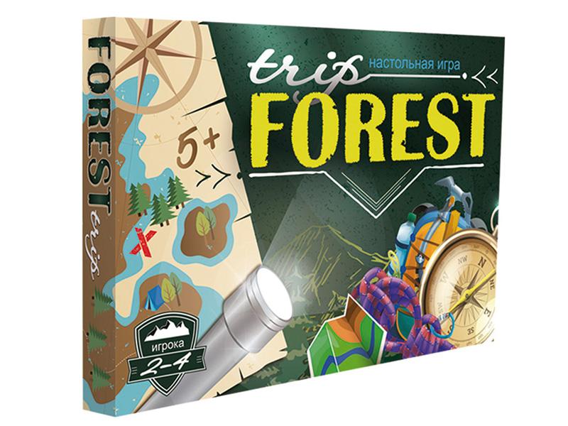 Настольная игра Strateg Trip Forest 30553