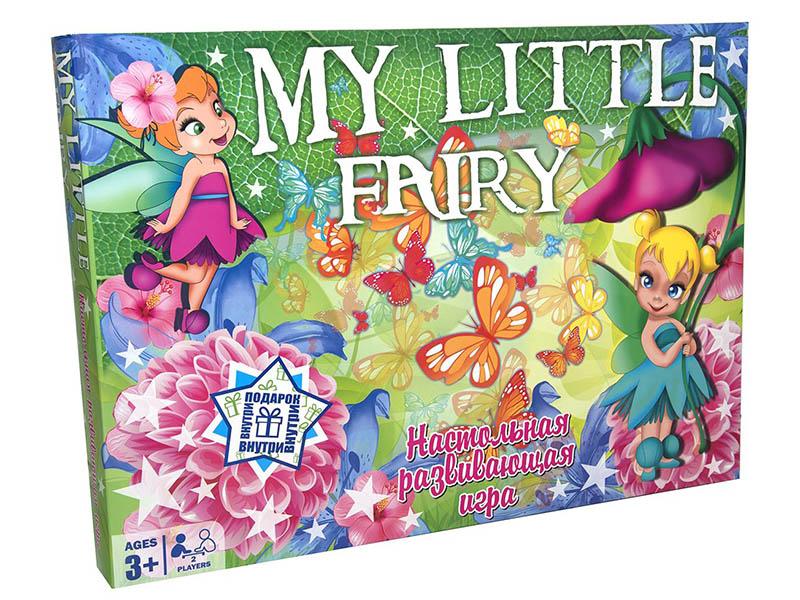 Настольная игра Strateg My Little Fairy 30207