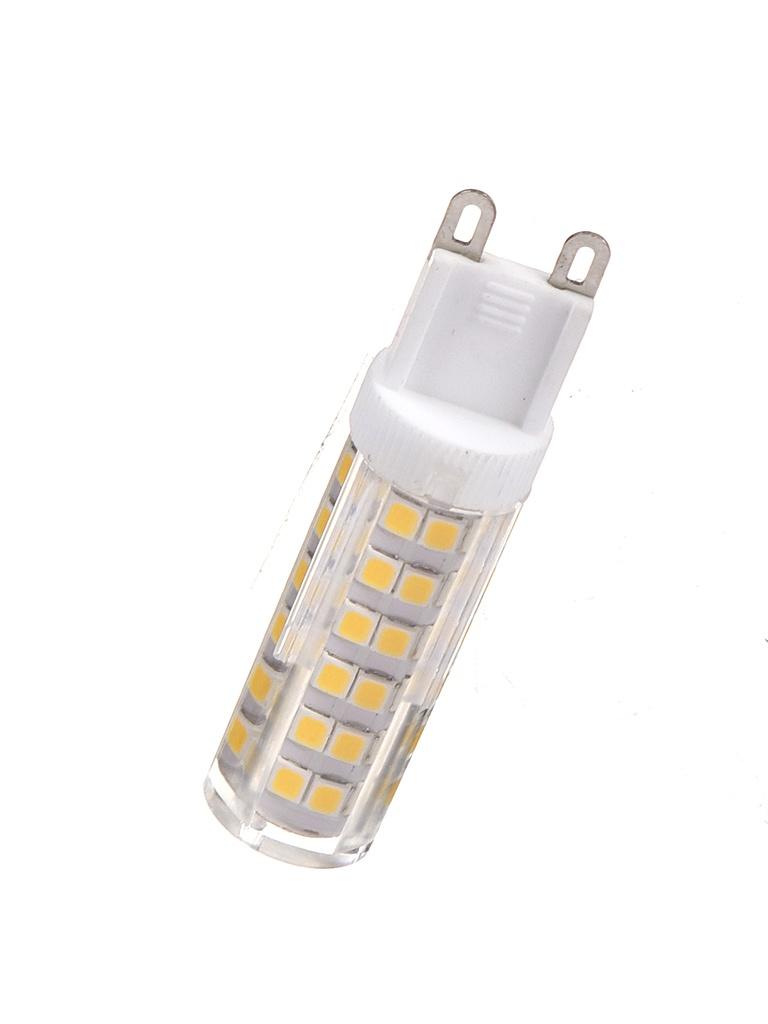 Лампочка Экономка Шарик LED G9 7W 160-260V 3000K 500Lm EcoG9_7w220v30