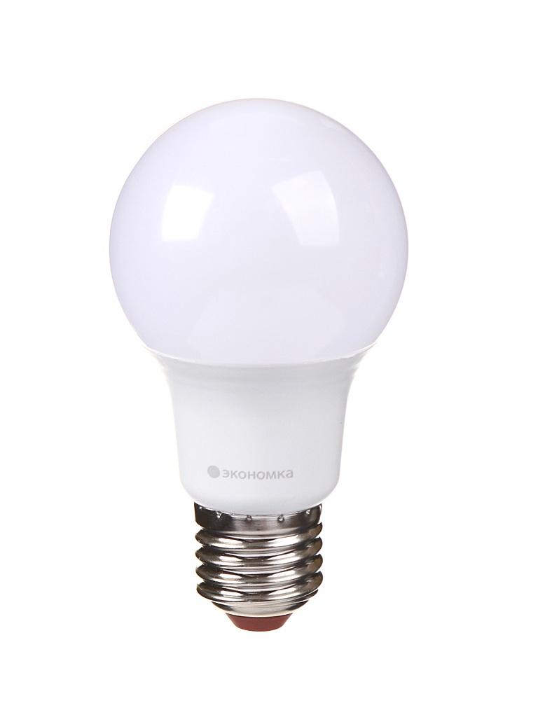 Лампочка Экономка A60 E27 13W 230V 3000K 1150Lm EcoLED13wA60E2730