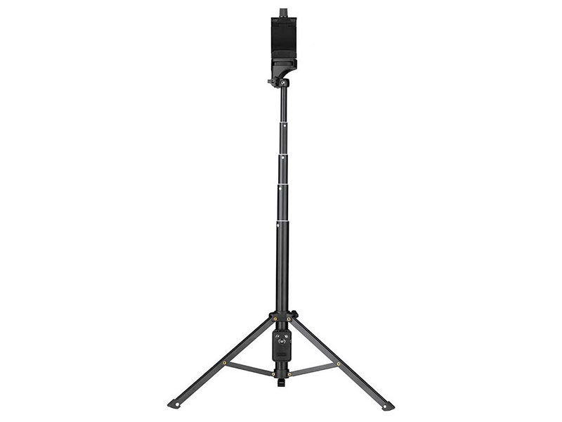 Штатив Yunteng VCT-1688 Stand+Holder Black 82541