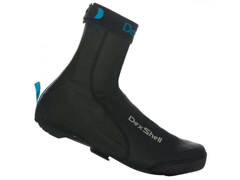 Бахилы на велотуфли Dexshell Light Weight Overshoes р.L OS337