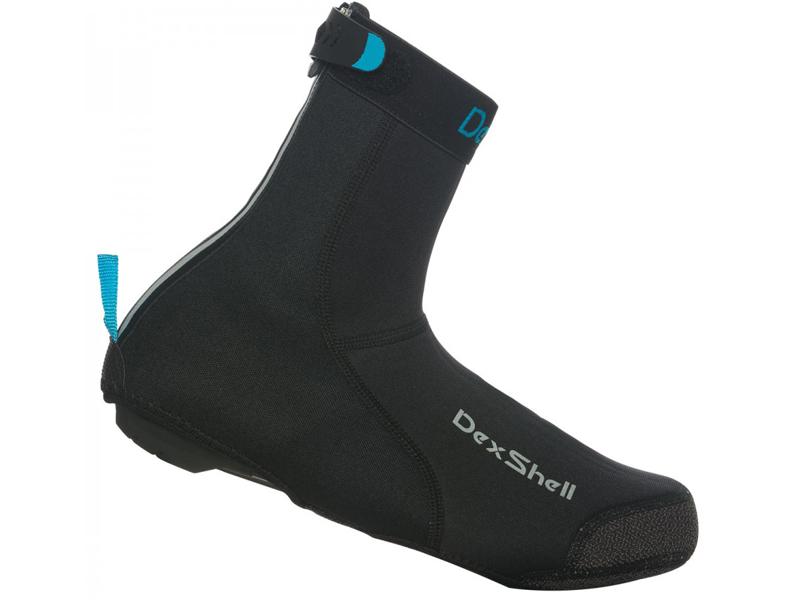Бахилы на велотуфли Dexshell Heavy Duty Overshoes р.S OS357