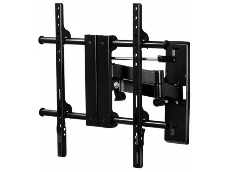 цена на Кронштейн Hama H-108730 (до 45кг) Black