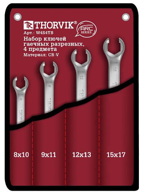 Набор ключей Thorvik ARC W4S4TB