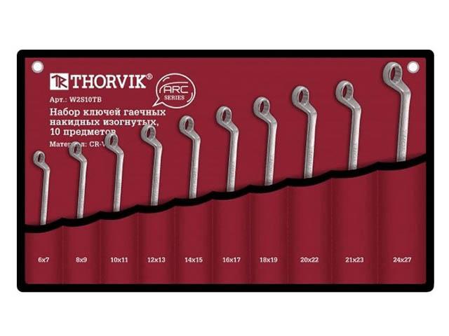 Набор гаечных ключей Thorvik W2S10TB