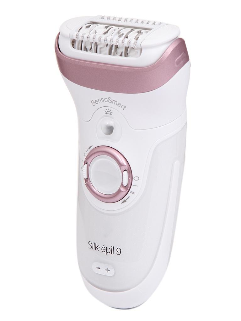 Эпилятор Braun Silk-epil 9 SensoSmart 9-720